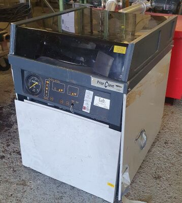 Bench Top Laboratory Priorclave Autoclave