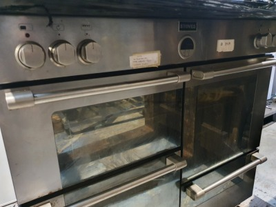 Stoves 4 Door Electric Oven with 6 Ring Hob - 2