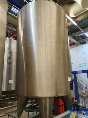 20,000 Litre Stainless Steel Insulated Tank T2