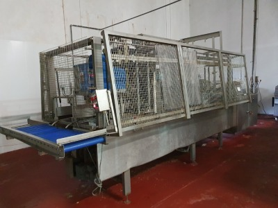 Oldenburg Stainless Steel Cheese Block Packer